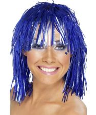 Cyber Tinsel (Blue)
